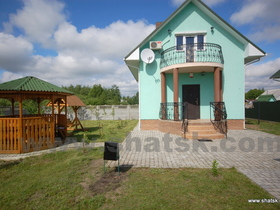 Cottage Trіo Garmonіya village Svitiaz